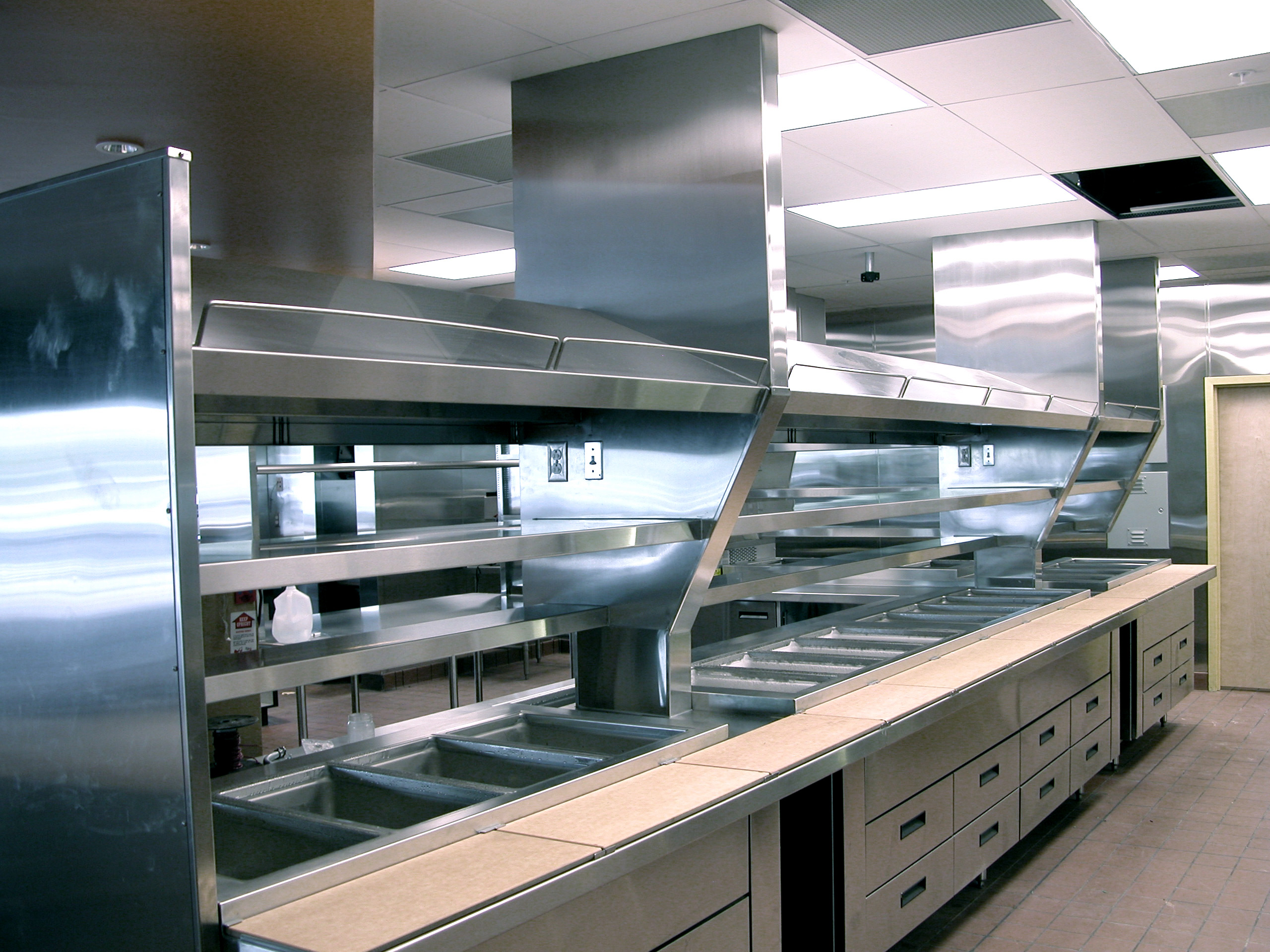 Commercial Kitchens Are Full Of Heavy Duty Industrial Equipment That